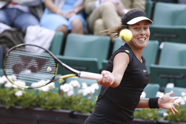 Ana Ivanovic... (PHOTO KENZO TRIBOUILLARD, AFP)