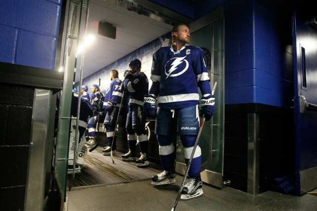 Steven Stamkos... (PHOTO DIRK SHADD, TAMPA BAY TIMES)