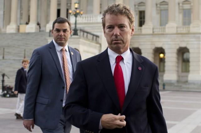 «Le Patriot Act expire ce soir», s'est félicité... (Photo: AFP)