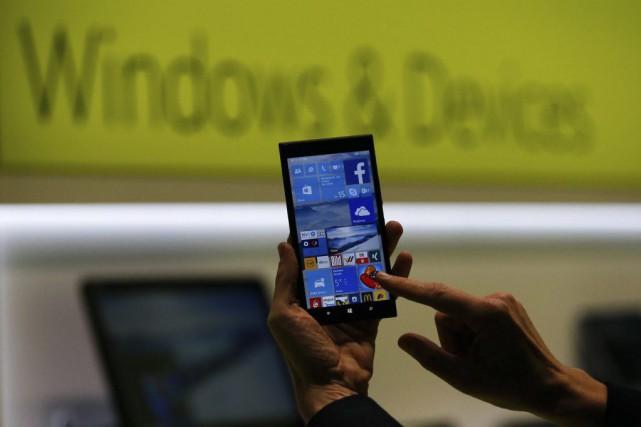 Microsoft a annoncé lundi que la nouvelle version de son système d'exploitation... (PHOTO MORRIS MACMATZEN, ARCHIVES REUTERS)
