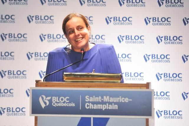 Les dés sont maintenant jetés sur le jeu du Bloc québécois de la... (Sacki Carignan)