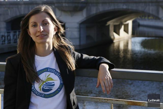 Adèle Michon, directrice des opérations au Québec pour... (Simon Séguin-Bertrand, LeDroit)