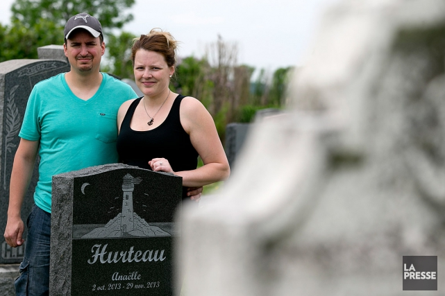 David Hurteau et Tara Delorme auraient aimé poursuivre... (PHOTO FRANÇOIS ROY, LA PRESSE)