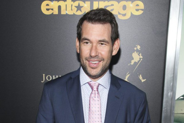 Doug Ellin... (Photo: AP)