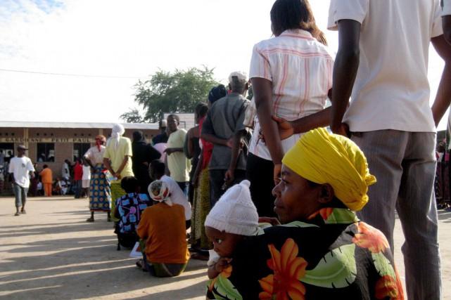 Des élections législatives et communales, déjà repoussées de... (Photo archives AFP)