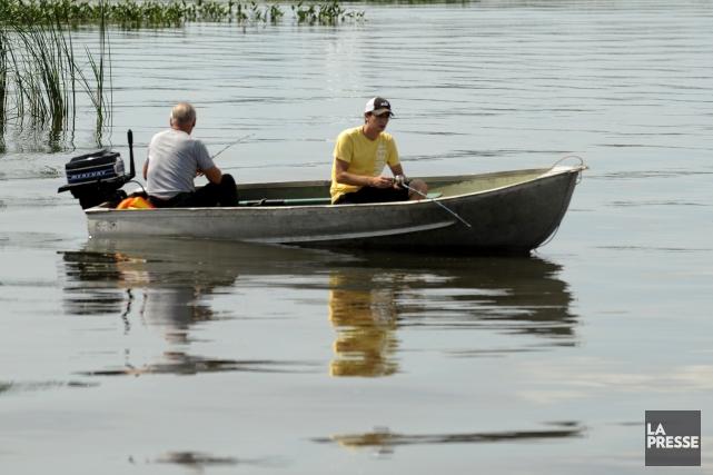 La population de l'esturgeon jaune dans la rivière Saint-François a tellement... (Archives La Presse)