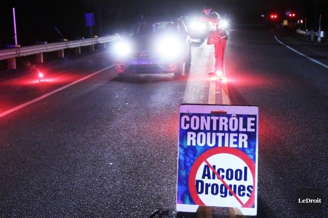 La Société de l'assurance-automobile du Québec lance une autre campagne contre... (Archives Le Droit)