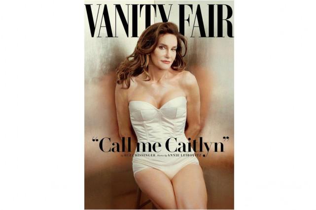Pour sa première sortie médiatique, Caitlyn Jenner s'est... (Photo Annie Leibovitz/Vanity Fair, AP)