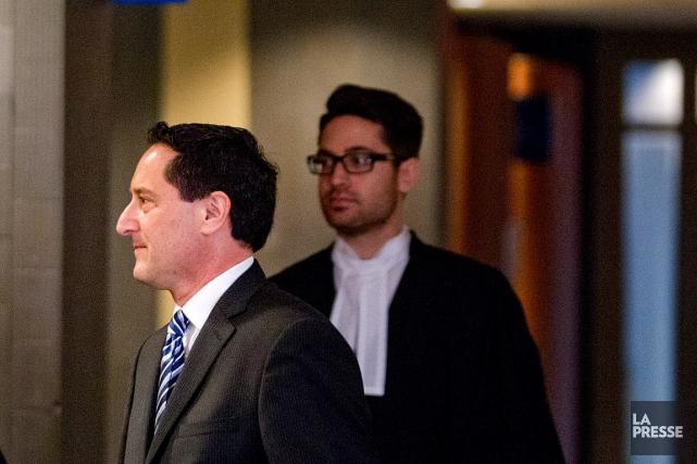 L'ancien maire par intérim de Montréal, Michael Applebaum,a... (PHOTO MARCO CAMPANOZZI, LA PRESSE)