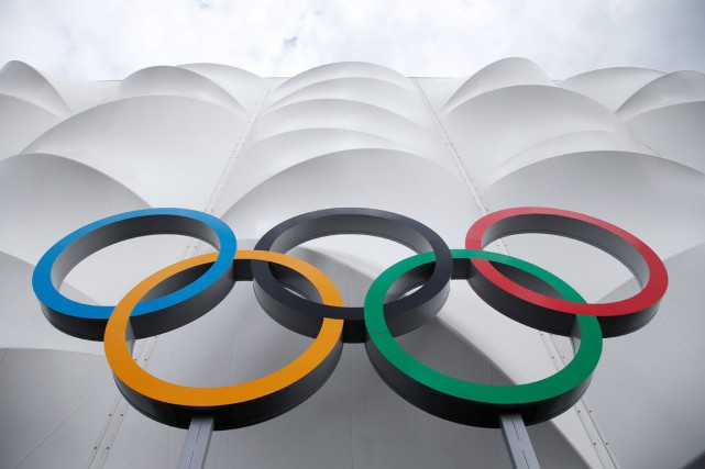 Le Comité international olympique (CIO) a relevé, lundi, les principaux grands... (Photo Jae Hong, archives AP)