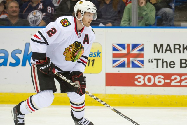 Duncan Keith... (PHOTO LIAM RICHARDS, ARCHIVES PC)