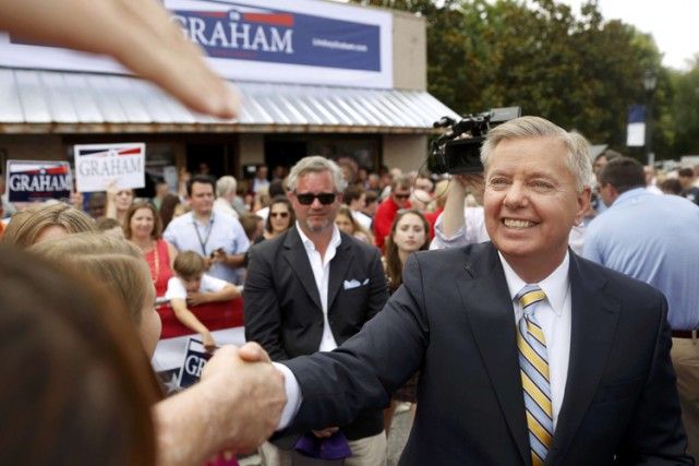 «Je veux être président non pas d'un parti,... (Photo: Reuters)