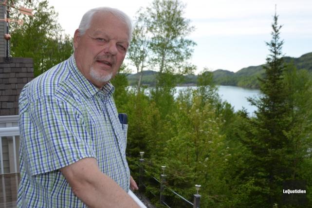 Le conseiller Jean-Luc Savinski a été expulsé des... ((Photo le Quotidien, Laura Lévesque))