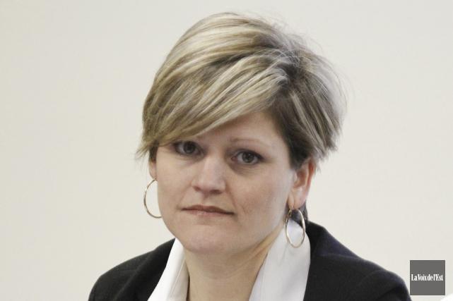 Kathleen Morel, directrice adjointe aux services éducatifs à... (photo archives La Voix de l'Est)