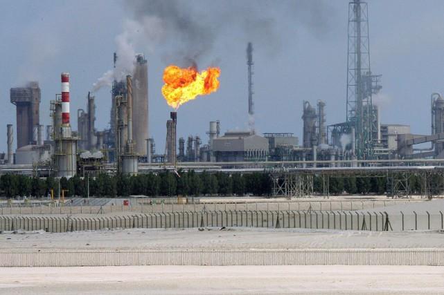 Les revenus pétroliers représentent plus de 90% des... (PHOTO FRANCK FIFE, ARCHIVES AFP)