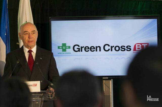 «Quand une boîte comme Green Cross met son... (PHOTO IVANOH DEMERS, LA PRESSE)