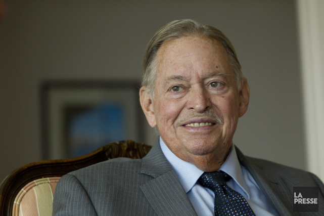 Jacques Parizeau... (Archives La Presse)