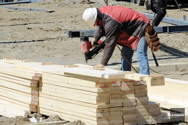 Un nouveau quartier comptant quelque 3000 unités d'habitation verra le jour... (Archives La Tribune)