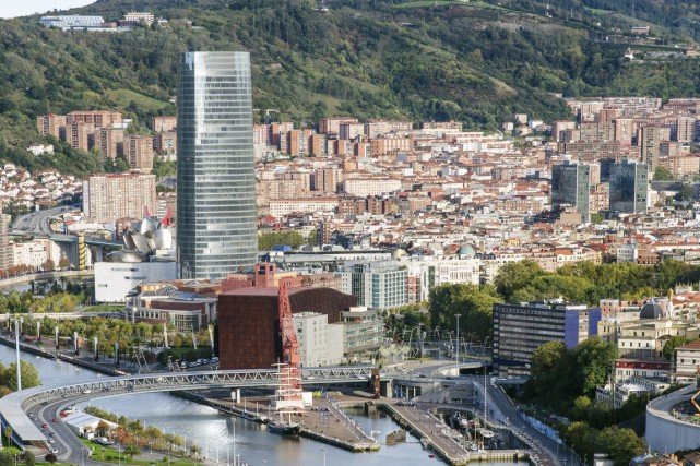 La ville industrielle Bilbao regorge de bons restaurants.... (Photo Digital/Thinkstock)