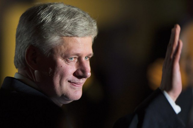 Stephen Harper... (PHOTO GRAHAM HUGHES, ARCHIVES LA PRESSE CANADIENNE)