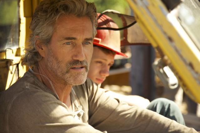 Roy Dupuis dans une scène du film Le... (Photo: Christian Mouzard, fournie par K-Films Amérique)