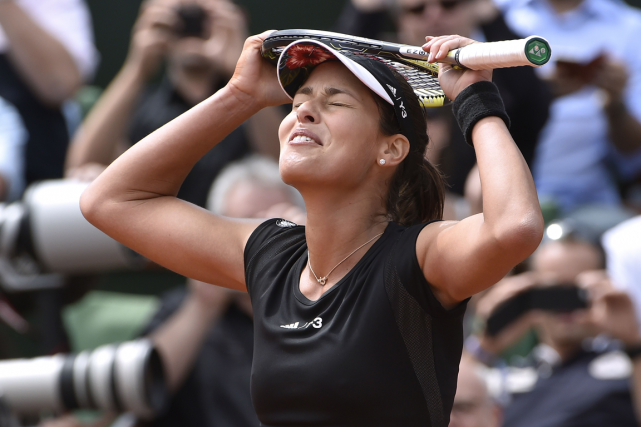 Roland-Garros est le lieu de l'unique titre du... (Photo Dominique Faget, AFP)