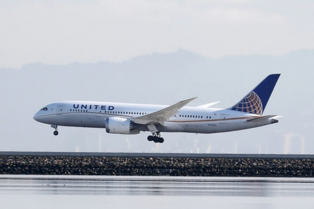 Les vols United Airlines desservent 235 destinations aux... (Photo Louis Nastro, archives Reuters)