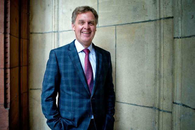 Carl Simard, président et gestionnaire de portefeuille chez... (PHOTO MARCO CAMPANOZZI, LA PRESSE)