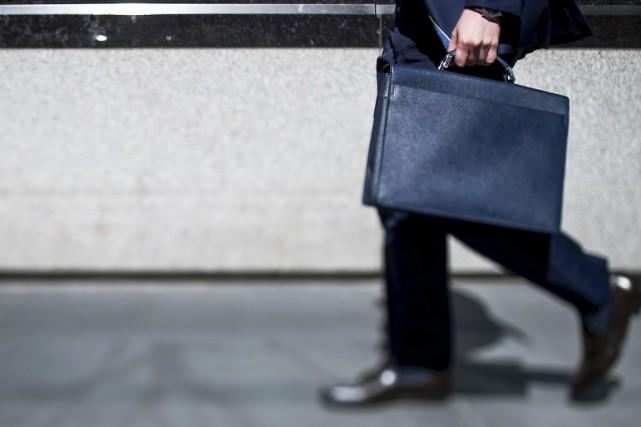 Pour attirer la clientèle fortunée, les institutions financières rivalisent... (Photo Ron Antonelli, Archives Bloomberg)