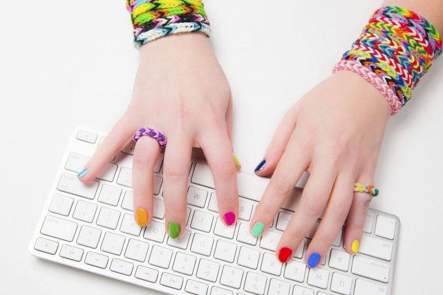 Pour 25% des adolescents, internet est leur principale... (Photo Digital/Thinkstock)