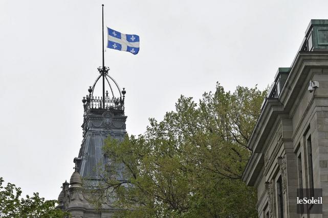 L'ex-premier ministre du Québec Jacques Parizeau est décédé... (Le Soleil, Patrice Laroche)