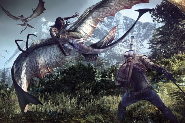 The WitcherIII:Wild Huntreprend les aventures de Geralt de...
