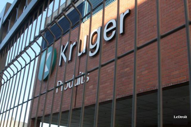 Les 425 syndiqués des deux usines Kruger de Gatineau ont ratifié, dans une... (Étienne Ranger, Archives LeDroit)