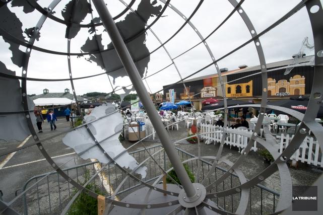 Il faudra payer cette année pour profiter des activités du Festival des... (Archives La Tribune, René Marquis)