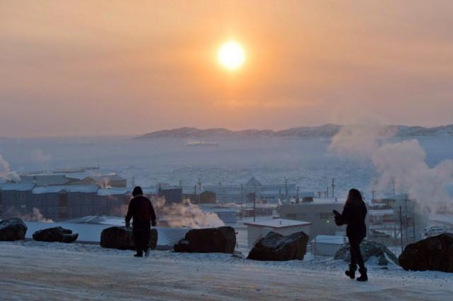 Le Canada est le seul pays de l'Arctique... (PHOTO Sean Kilpatrick, Archives LA PRESSE CANADIENNE)