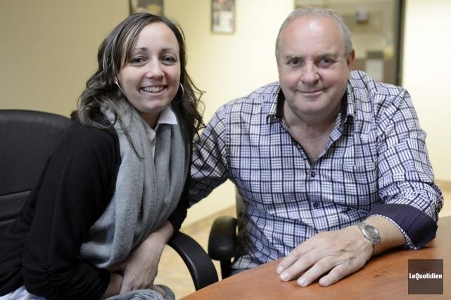 Le producteur de Québec Issime, Robert Doré, en... ((Photo Le Quotidien, Jeannot Lévesque))