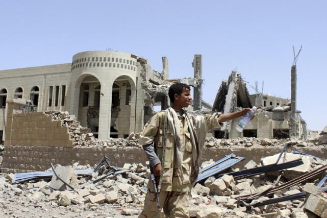 Le conflit au Yémen a fait près de... (Photo: Reuters)