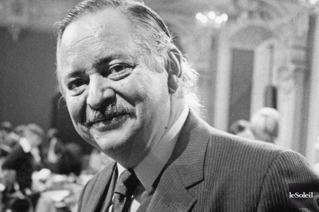 Jacques Parizeau... (Archives Le Soleil)