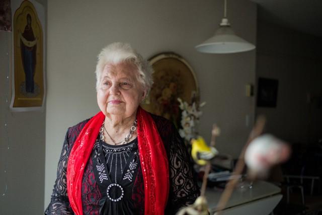 La victime alléguée Veronika Kalimbet Piela, âgée de... (PHOTO EDOUARD PLANTE-FRÉCHETTE, ARCHIVES LA PRESSE)