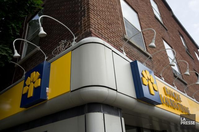 Après la Banque Nationale la semaine dernière, c'est au tour de la Banque... (PHOTO FRANÇOIS ROY, ARCHIVES LA PRESSE)
