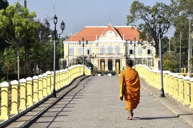 Battambang épate par sa simplicité et son esprit... (Photo Elyse Lévesque, collaboration spéciale)