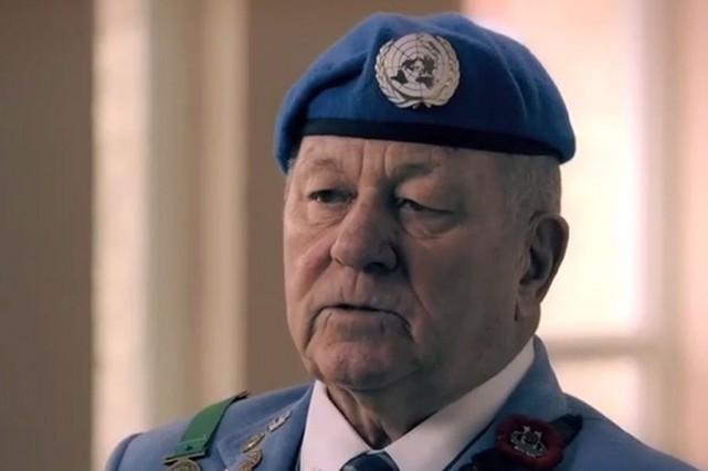 Ronald Clarke, qui compte 36 ans de service... (Courtoisie)