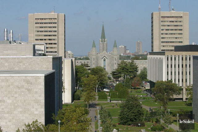 L'Université Laval... (PHOTO ARCHIVES LE SOLEIL)
