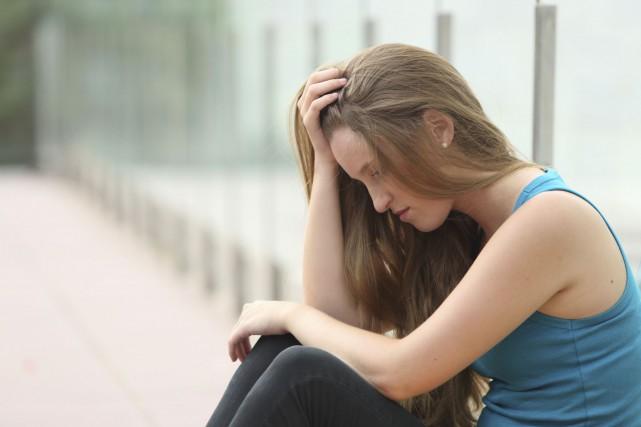 Environ 10% des adolescents intimidés fréquemment ont souffert... (Photo Digital/Thinkstock)