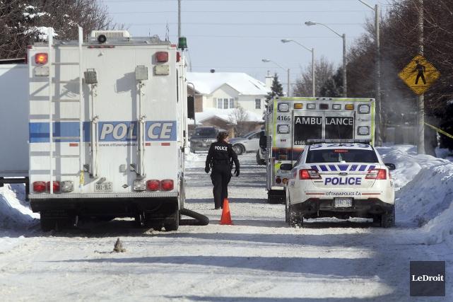 La police d'Ottawa offre maintenant 50000$ à quiconque... (Étienne Ranger, Archives LeDroit)
