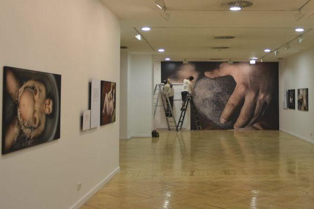 Conceptuelle ou documentaire, classique ou avant-gardiste, identitaire,... (PHOTO AFP)