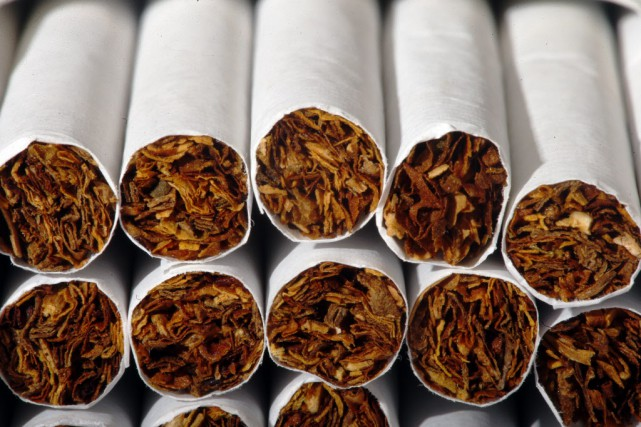 Des documents de cour indiquent que les cigarettes... (Photo Matt Rourke, AP)