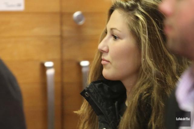Sarah Cousineau Denis avait été condamnée à 30... (photos archives La Voix de l'Est)