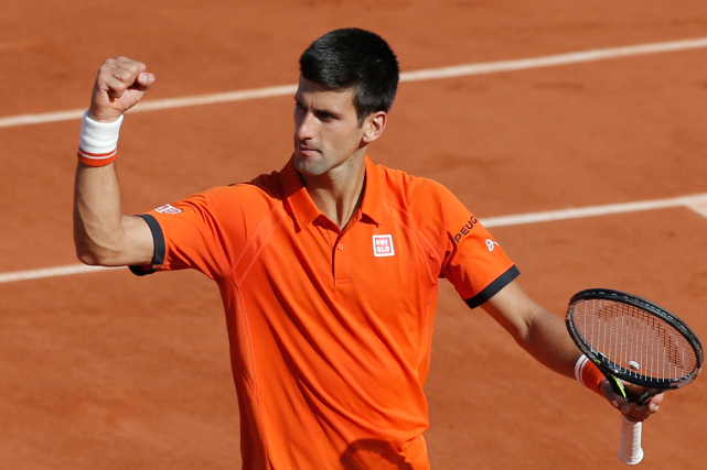 Novak Djokovic... (Photo Christophe Ena, AP)