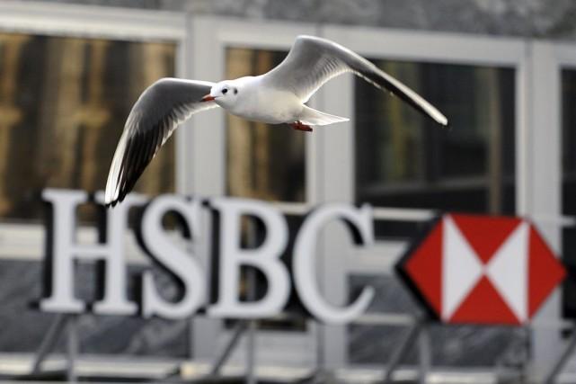 La justice genevoise, qui a ouvert en février 2015 une enquête contre la Banque... (PHOTO FABRICE COFFRINI, ARCHIVES AFP)
